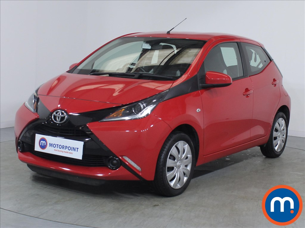 Toyota Aygo X-Play - Stock Number 1101318 Passenger side front corner