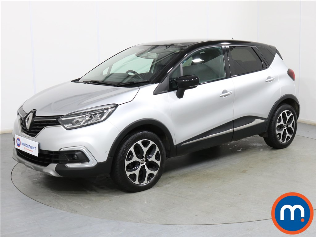 Used Renault Captur Cars For Sale Motorpoint