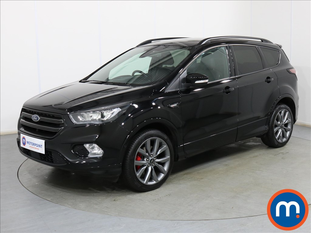 Ford Kuga ST-Line Edition - Stock Number 1101167 Passenger side front corner