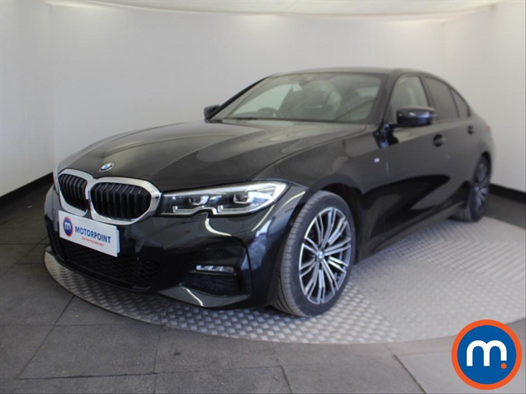 BMW 3 Series M Sport - Stock Number 1096179 Passenger side front corner