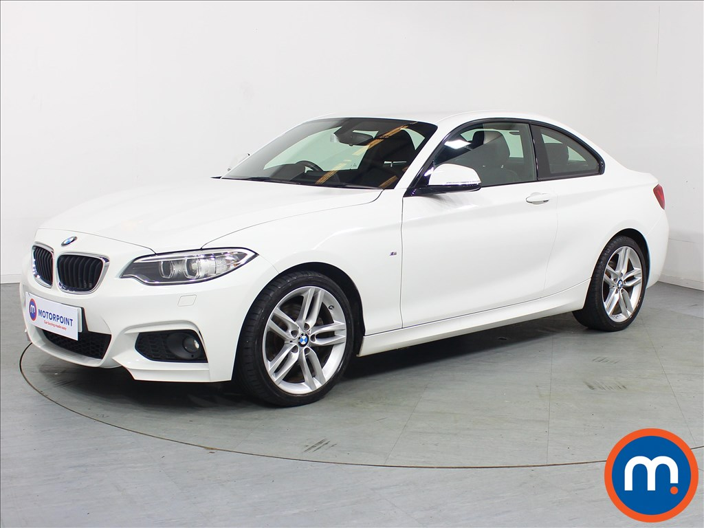 BMW 2 Series M Sport - Stock Number 1096996 Passenger side front corner