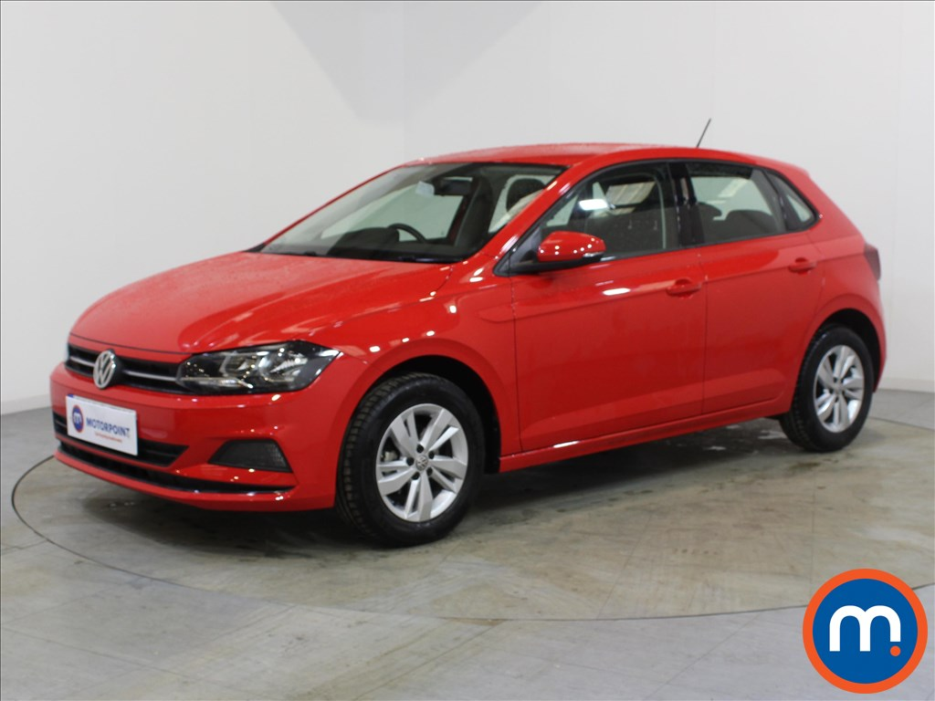 Volkswagen Polo SE - Stock Number 1099490 Passenger side front corner