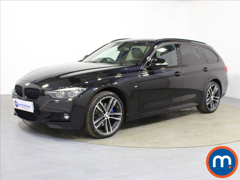 BMW 3 Series M Sport Shadow Edition - Stock Number 1098994 Passenger side front corner