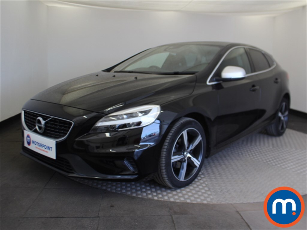 Volvo V40 R Design Nav Plus - Stock Number 1099571 Passenger side front corner