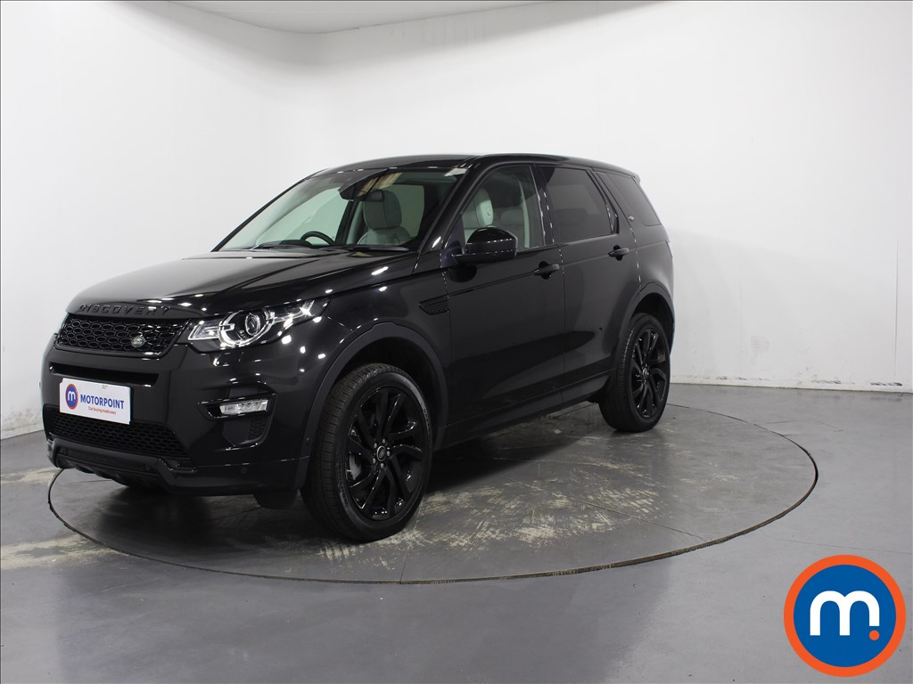 Land Rover Discovery Sport HSE Dynamic Lux - Stock Number 1099120 Passenger side front corner