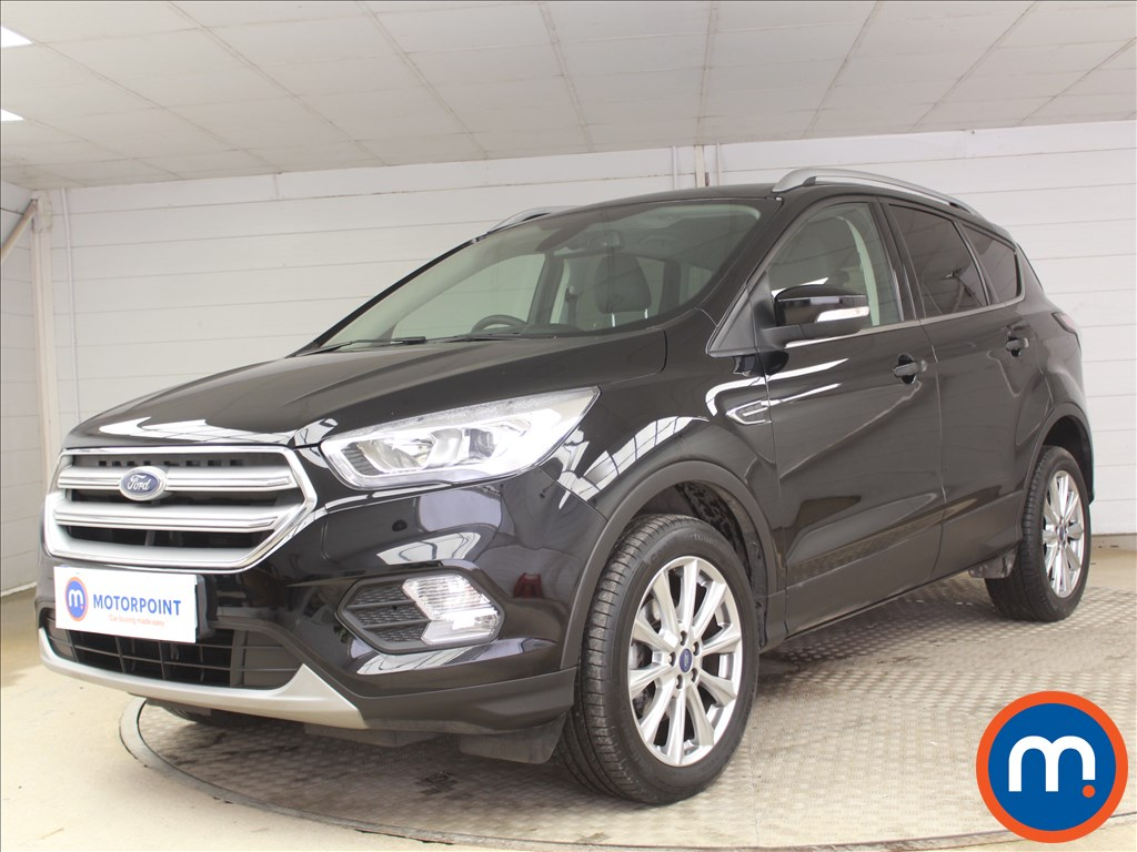 Ford Kuga Titanium Edition - Stock Number 1090807 Passenger side front corner