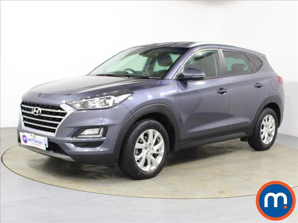 Hyundai Tucson SE Nav - Stock Number 1096536 Passenger side front corner