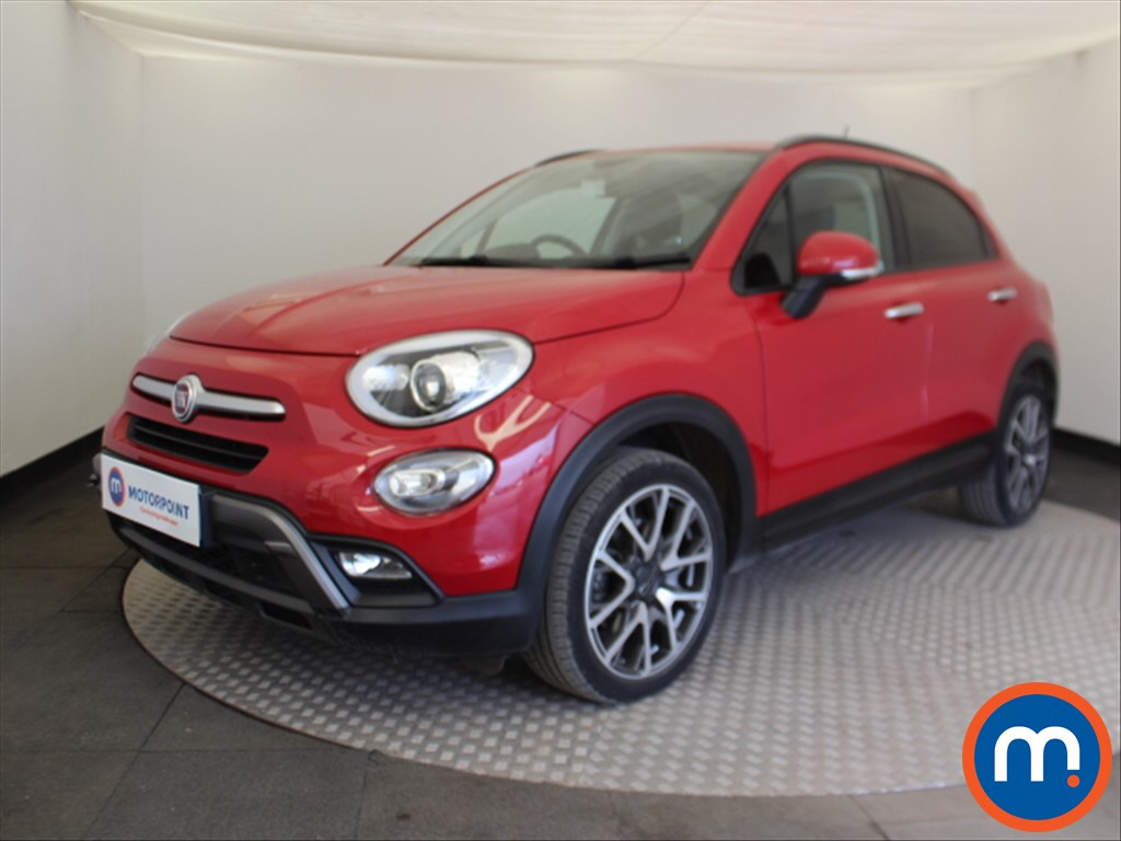 Fiat 500X Cross Plus - Stock Number 1100872 Passenger side front corner