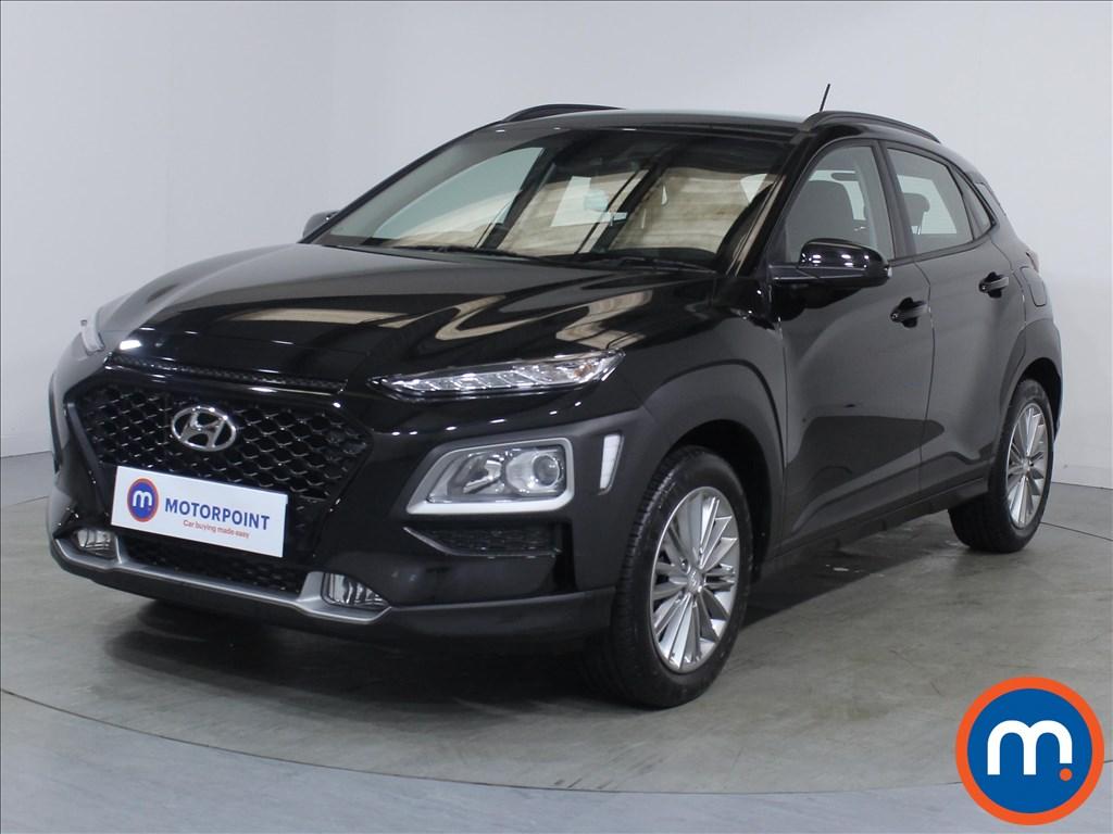 Hyundai Kona SE - Stock Number 1101294 Passenger side front corner