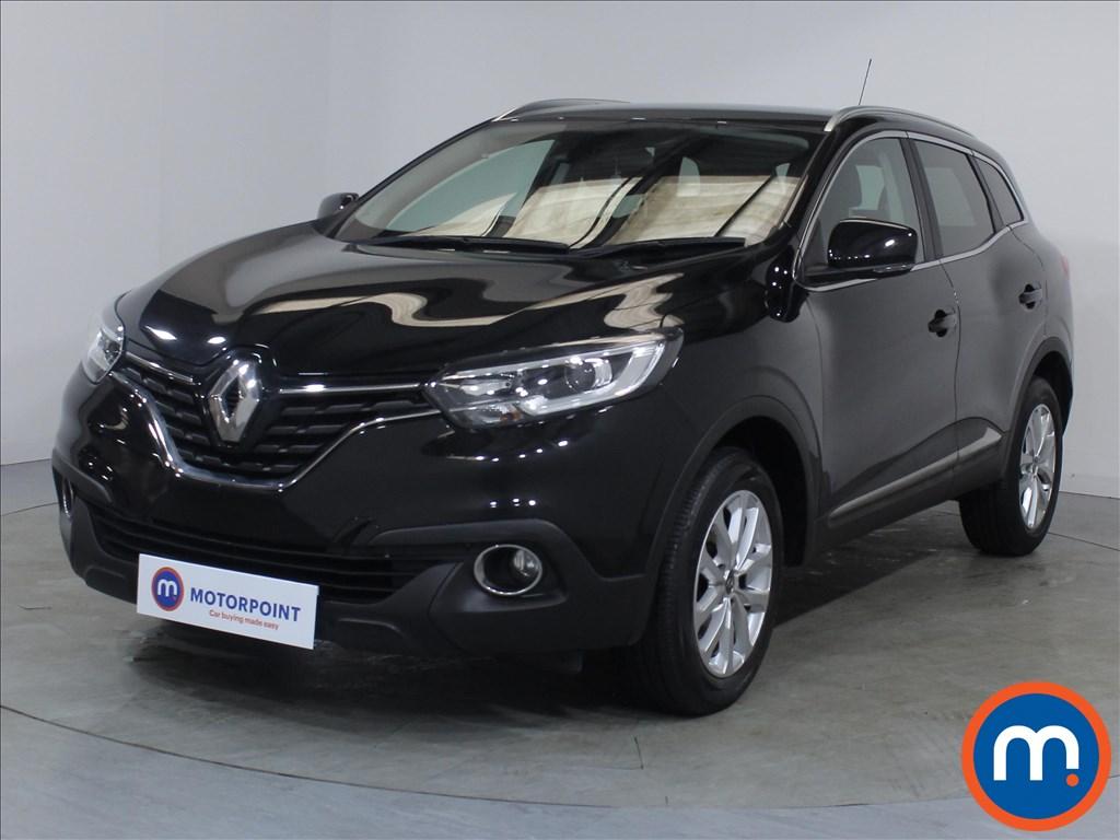 Renault Kadjar Dynamique Nav - Stock Number 1097355 Passenger side front corner