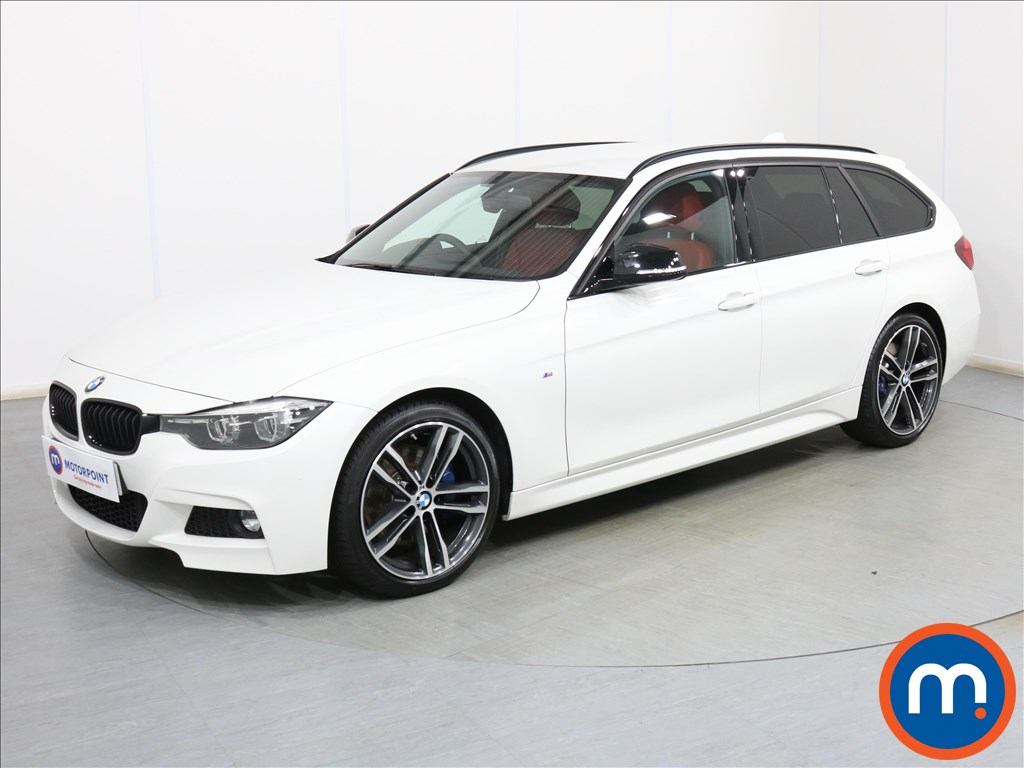 BMW 3 Series M Sport Shadow Edition - Stock Number 1100397 Passenger side front corner