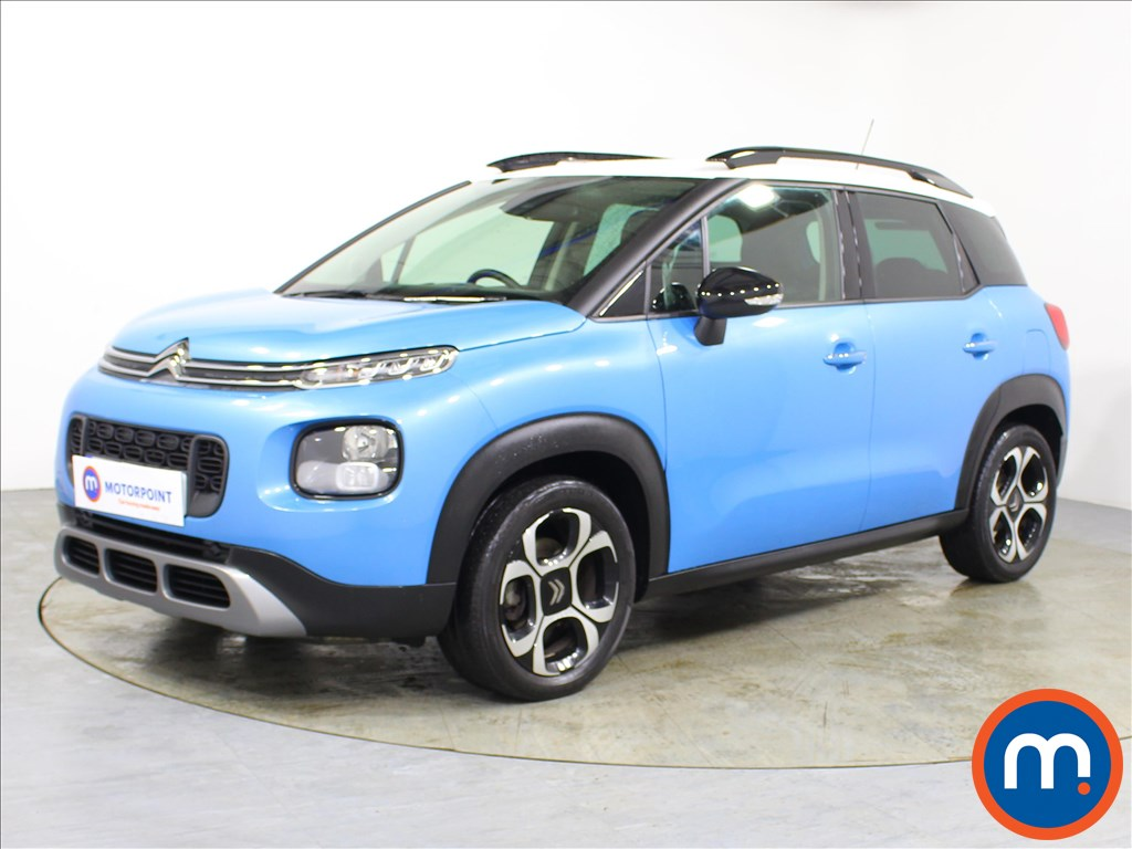 Citroen C3 Aircross Flair - Stock Number 1095784 Passenger side front corner