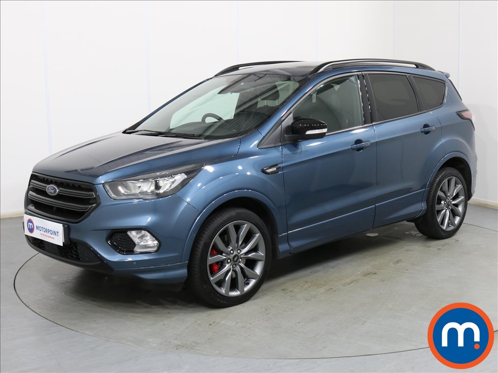 Ford Kuga ST-Line Edition - Stock Number 1100825 Passenger side front corner