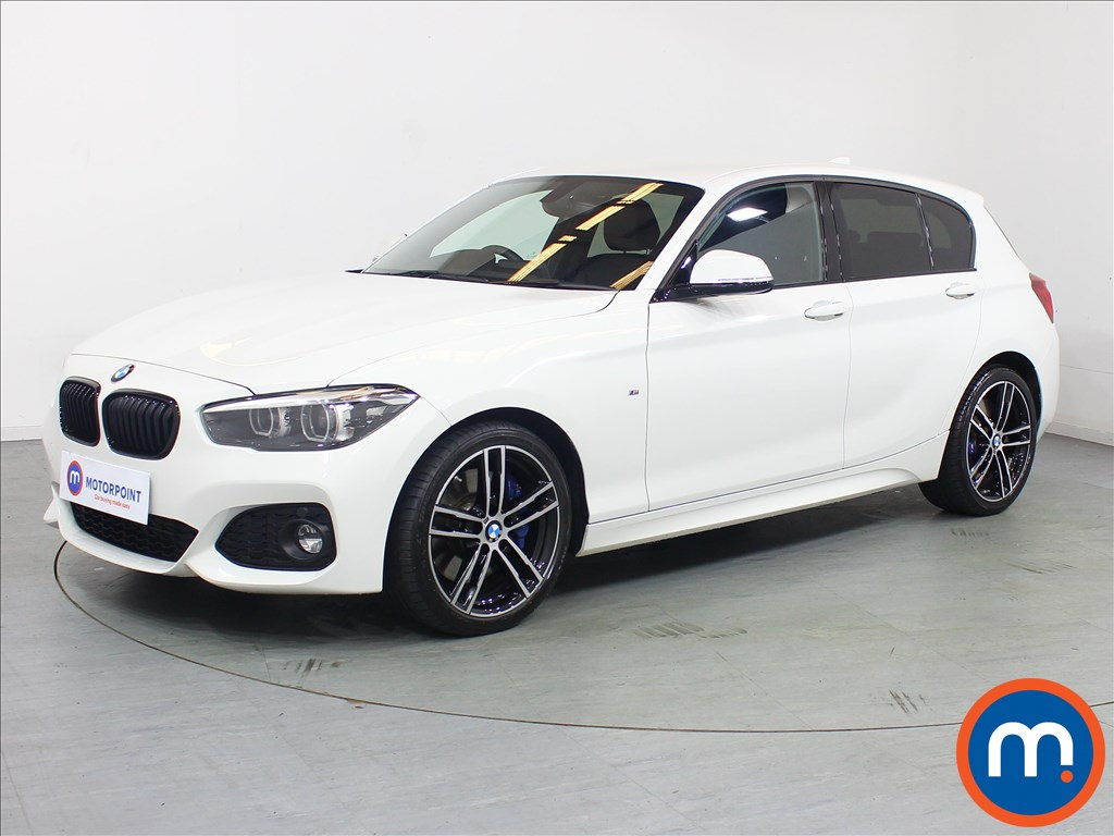 BMW 1 Series M Sport Shadow Edition - Stock Number 1095527 Passenger side front corner