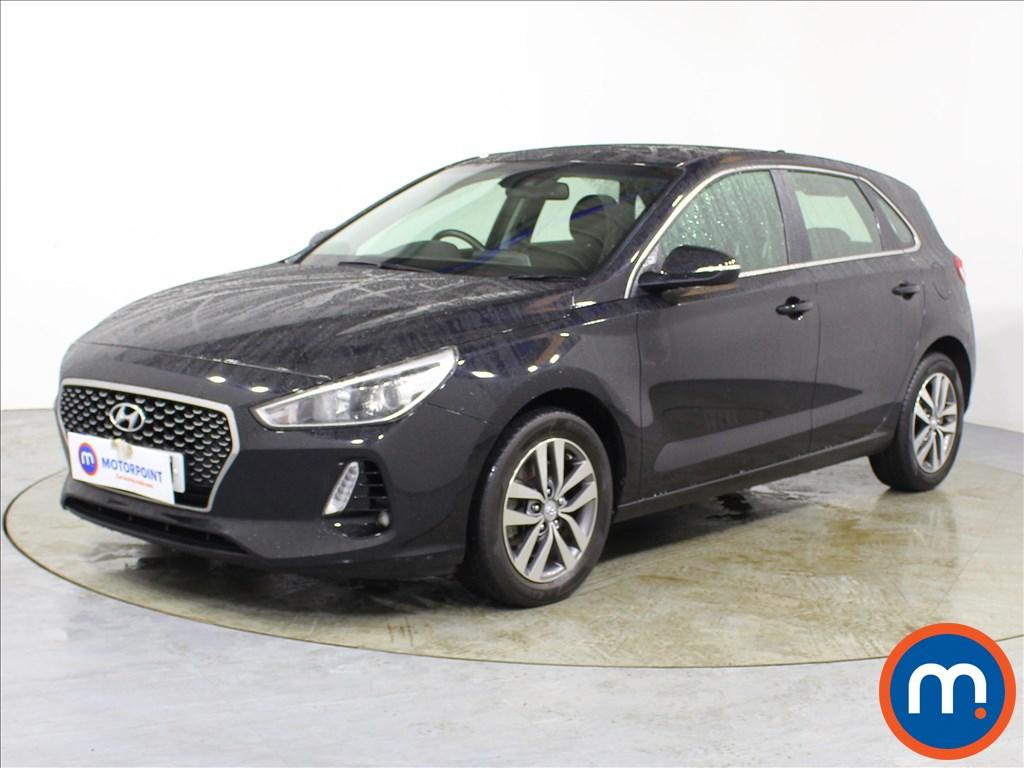 Hyundai I30 SE Nav - Stock Number 1086474 Passenger side front corner