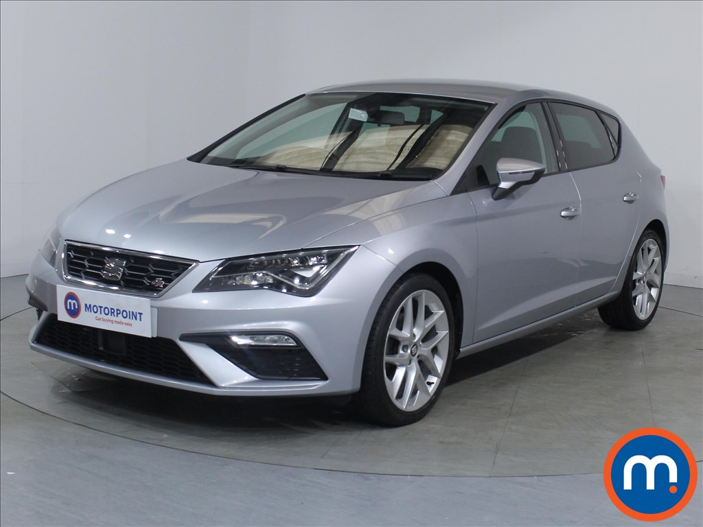 Seat Leon FR Technology - Stock Number 1101705 Passenger side front corner