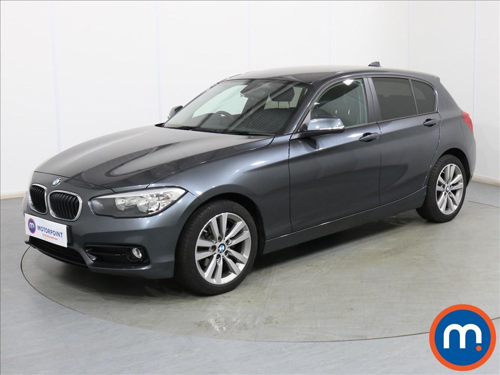 BMW 1 Series Sport - Stock Number 1098008 Passenger side front corner