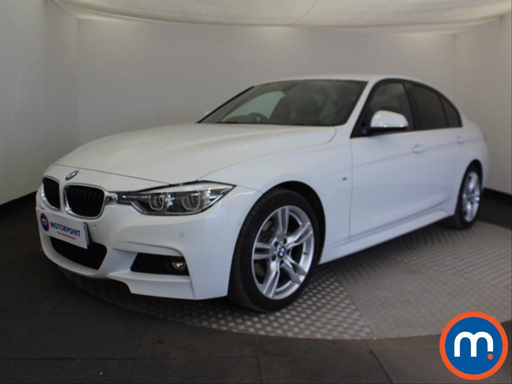 BMW 3 Series M Sport - Stock Number 1096466 Passenger side front corner