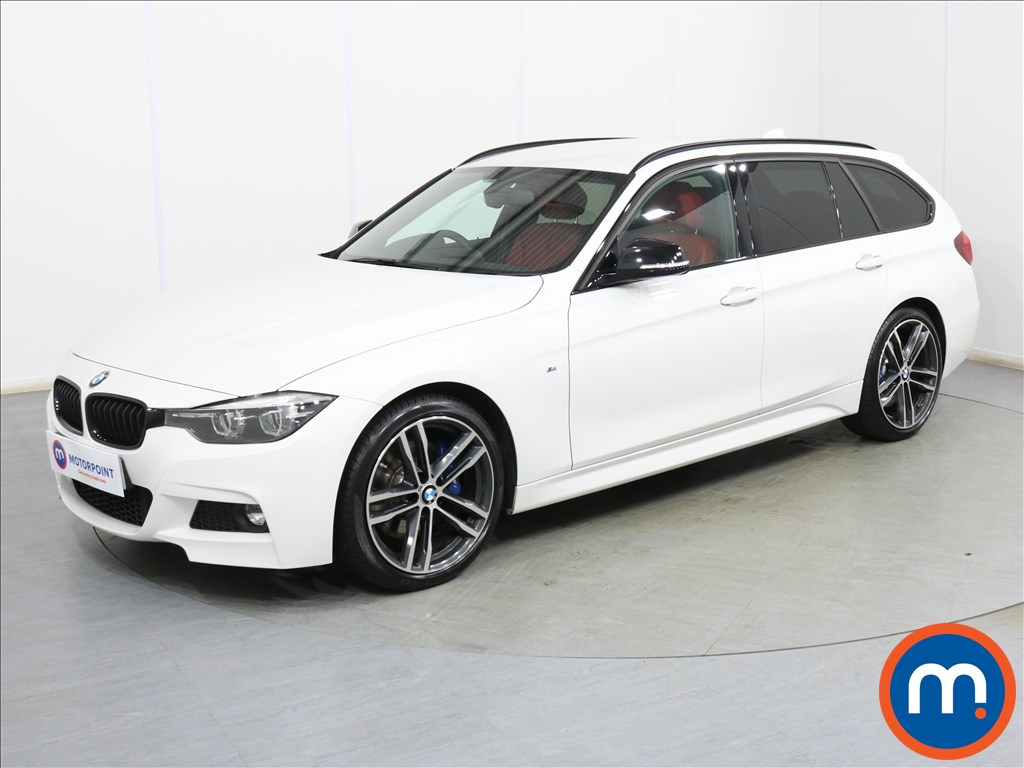 BMW 3 Series M Sport Shadow Edition - Stock Number 1100415 Passenger side front corner