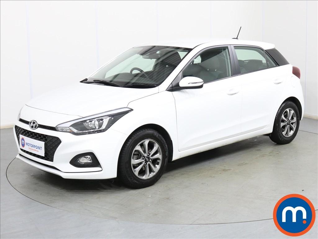 Hyundai I20 SE - Stock Number 1099206 Passenger side front corner