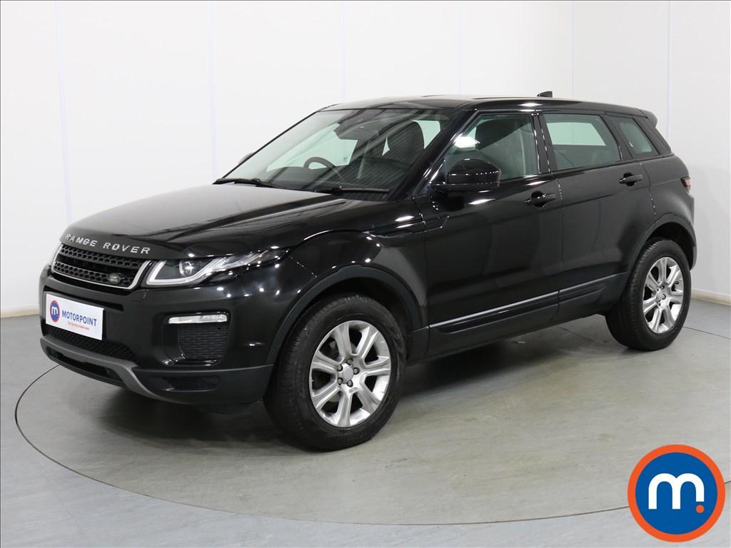 Land Rover Range Rover Evoque SE Tech - Stock Number 1099265 Passenger side front corner