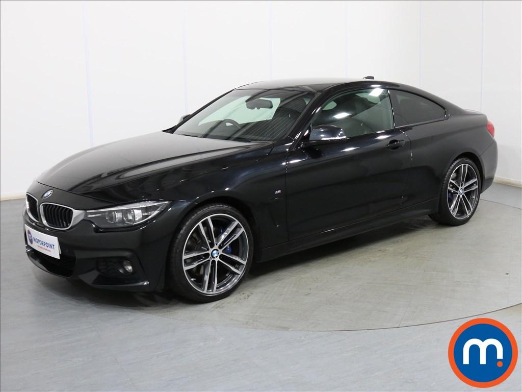 BMW 4 Series M Sport - Stock Number 1099329 Passenger side front corner