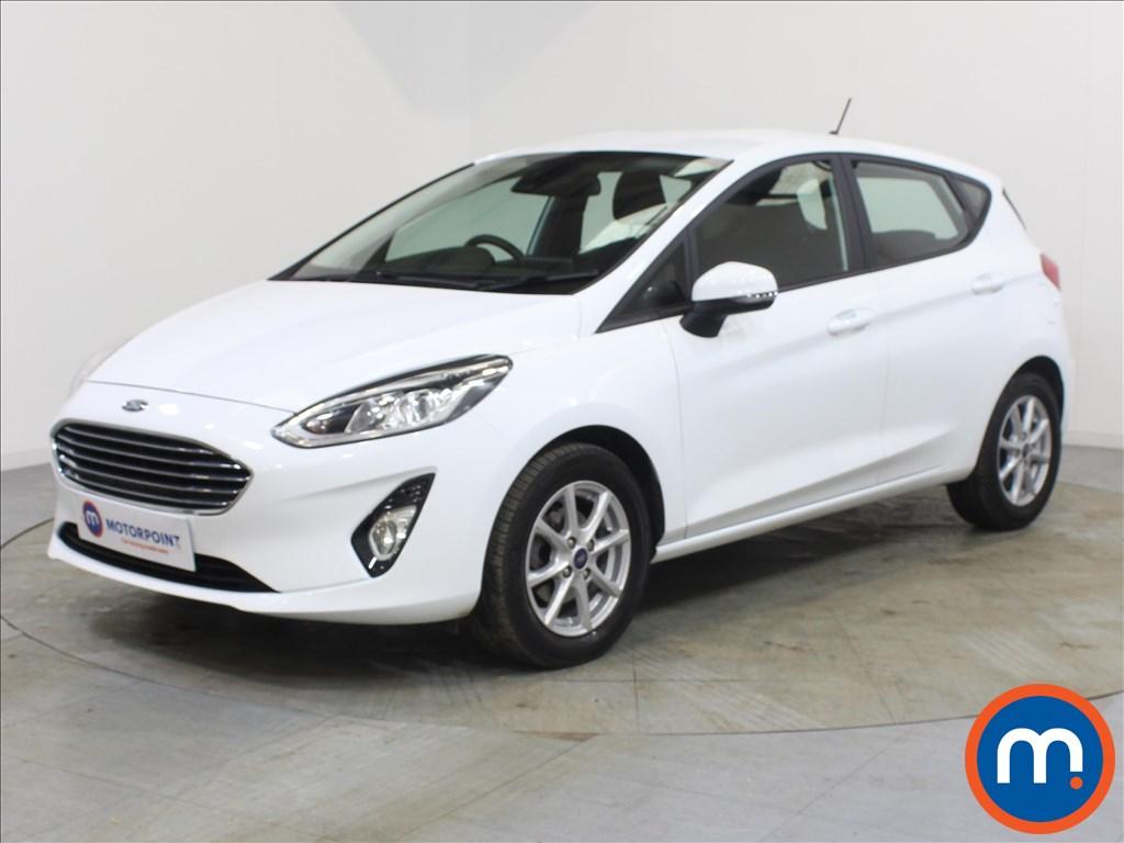 Ford Fiesta Zetec - Stock Number 1071037 Passenger side front corner