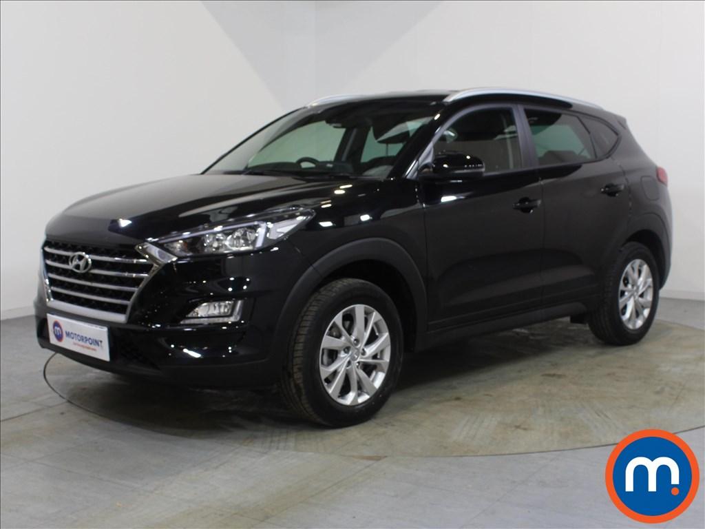 Hyundai Tucson SE Nav - Stock Number 1098809 Passenger side front corner