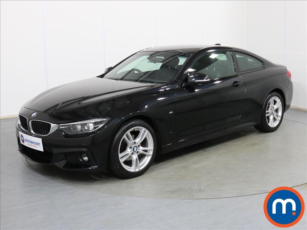 BMW 4 Series M Sport - Stock Number 1098323 Passenger side front corner