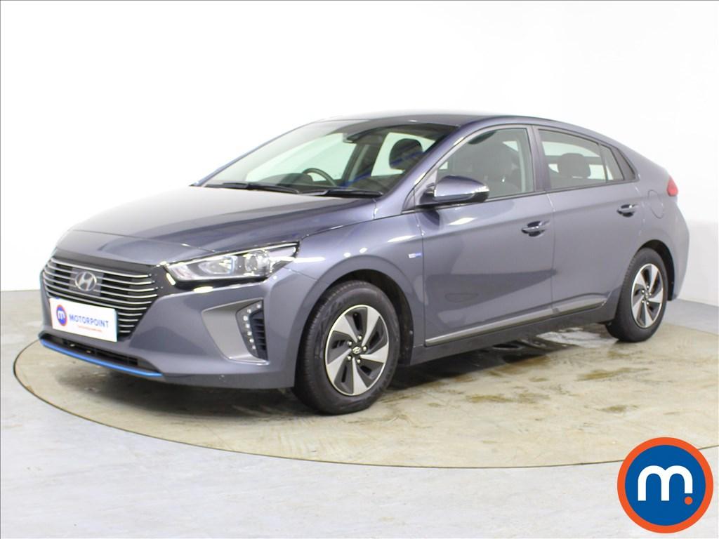 Hyundai Ioniq SE - Stock Number 1088012 Passenger side front corner