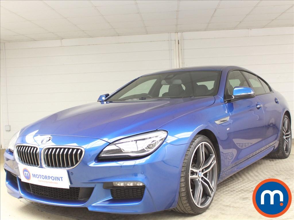 BMW 6 Series M Sport - Stock Number 1098359 Passenger side front corner