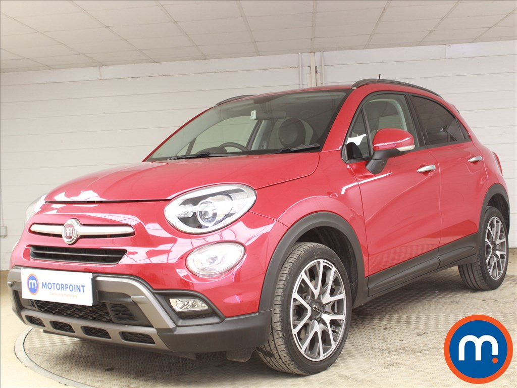 Fiat 500X Cross Plus - Stock Number 1099004 Passenger side front corner