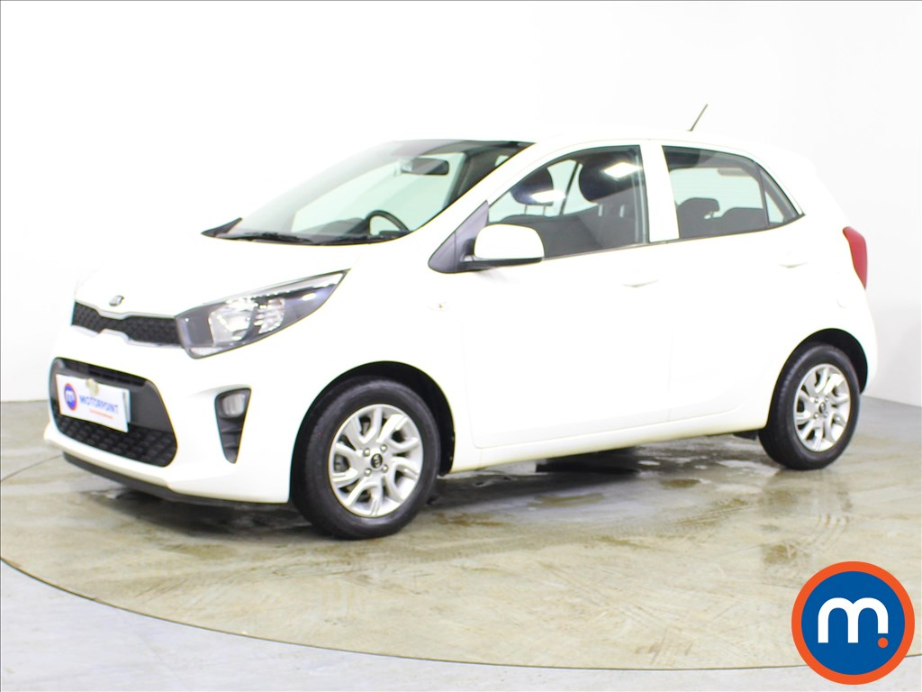 KIA Picanto 2 - Stock Number 1097380 Passenger side front corner