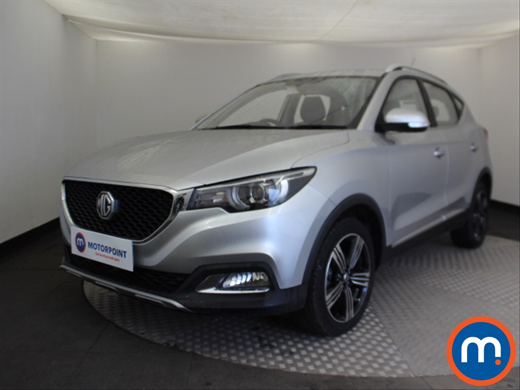 Mg Motor Uk ZS Exclusive - Stock Number 1101075 Passenger side front corner