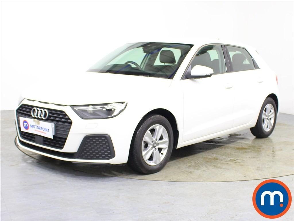 Audi A1 SE - Stock Number 1098857 Passenger side front corner