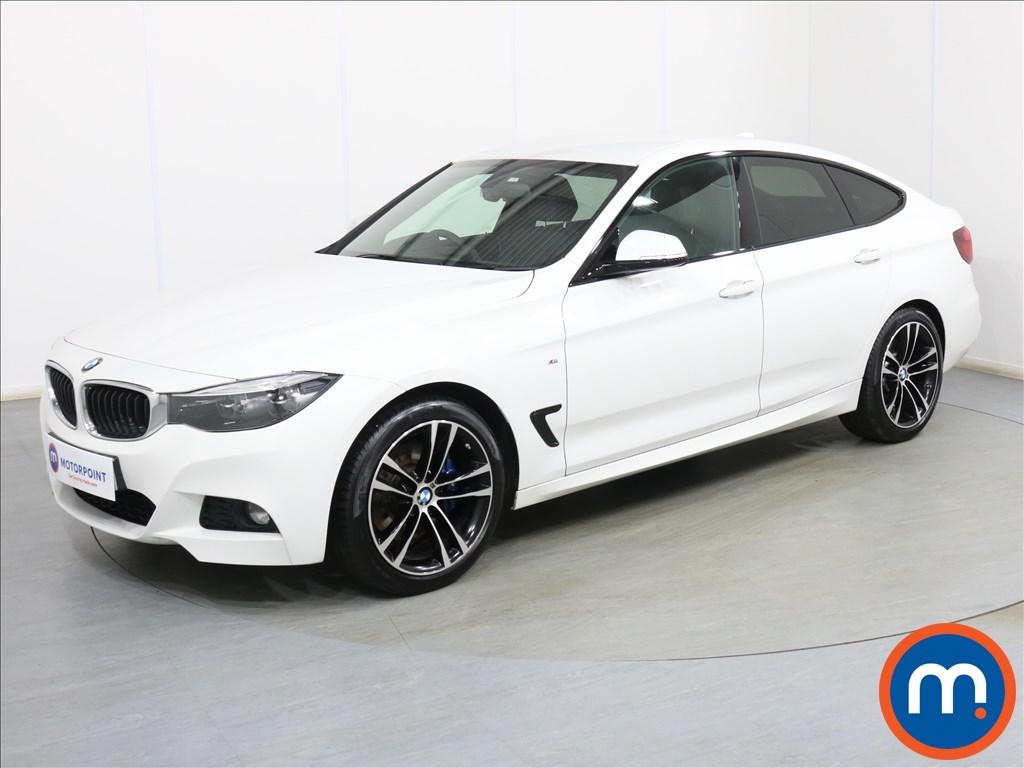 BMW 3 Series M Sport - Stock Number 1098521 Passenger side front corner