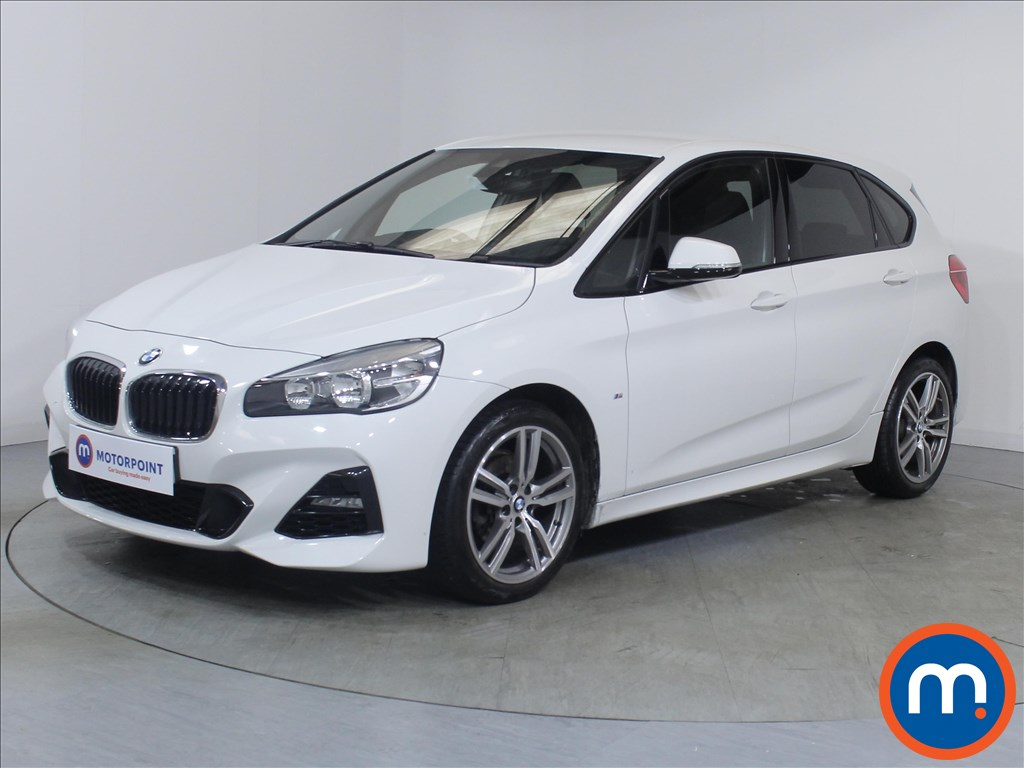 BMW 2 Series M Sport - Stock Number 1096685 Passenger side front corner