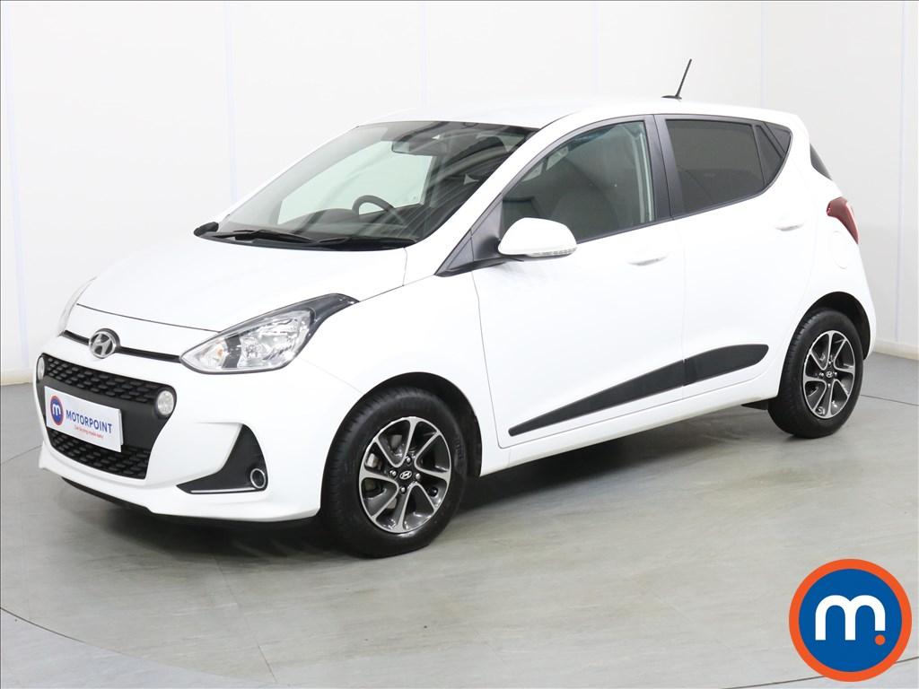 Hyundai I10 Premium - Stock Number 1095359 Passenger side front corner