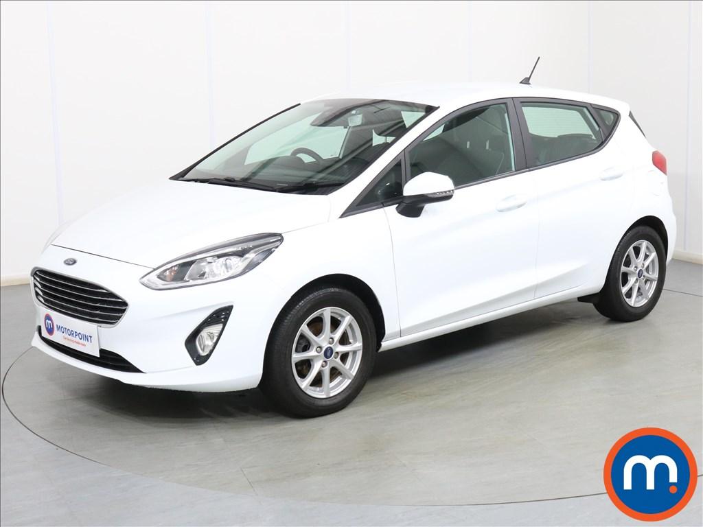 Ford Fiesta Zetec - Stock Number 1098688 Passenger side front corner