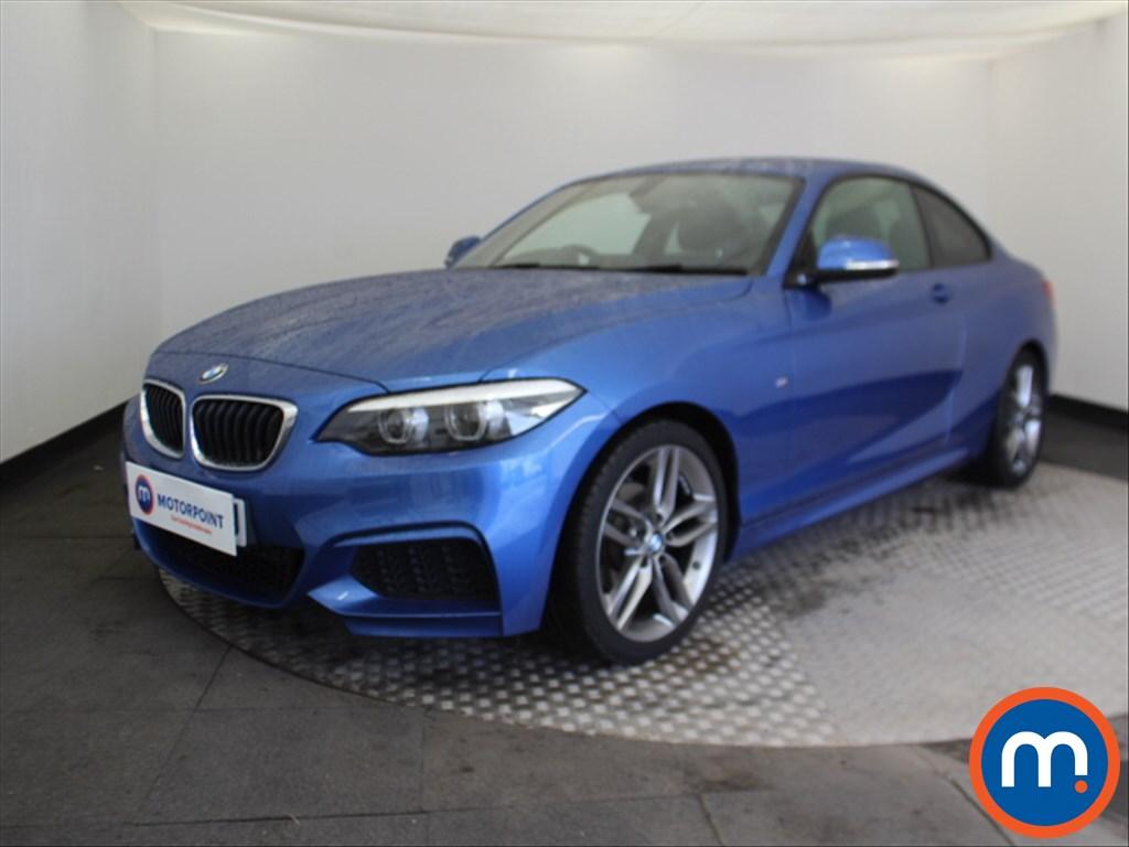 BMW 2 Series M Sport - Stock Number 1100756 Passenger side front corner