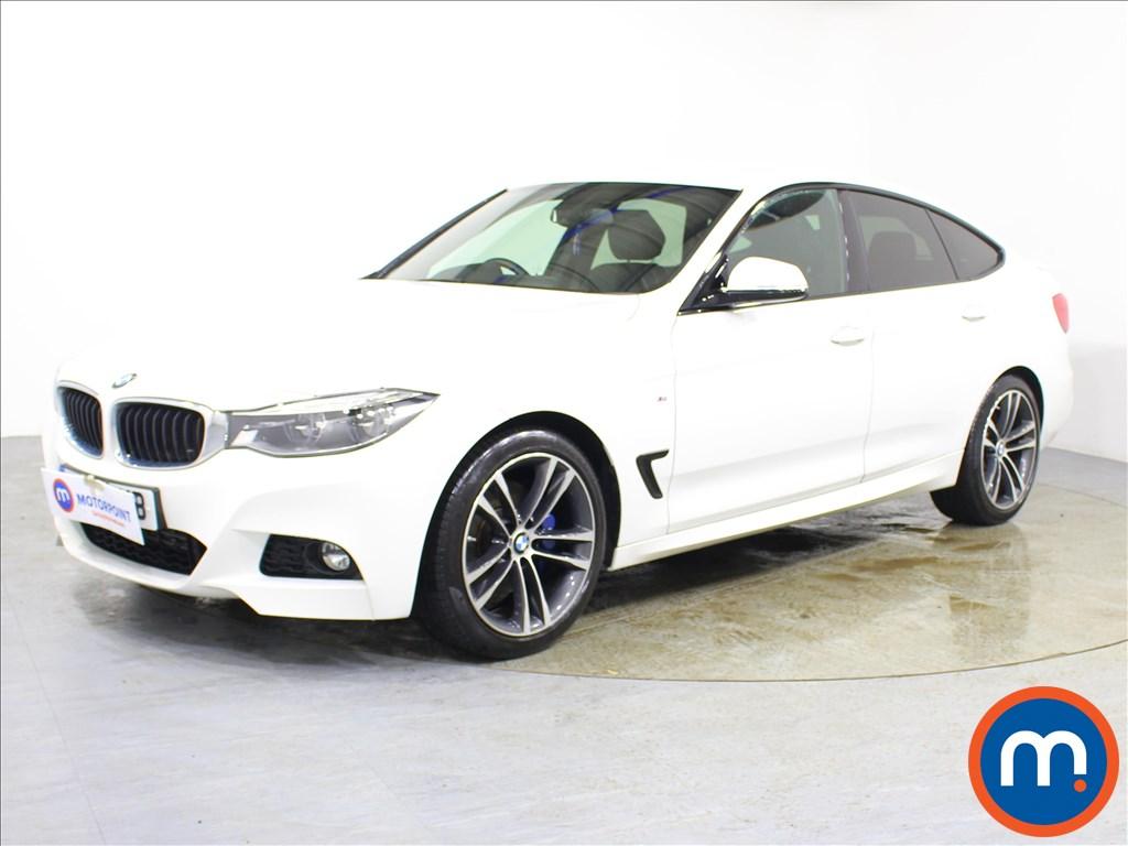 BMW 3 Series M Sport - Stock Number 1095731 Passenger side front corner