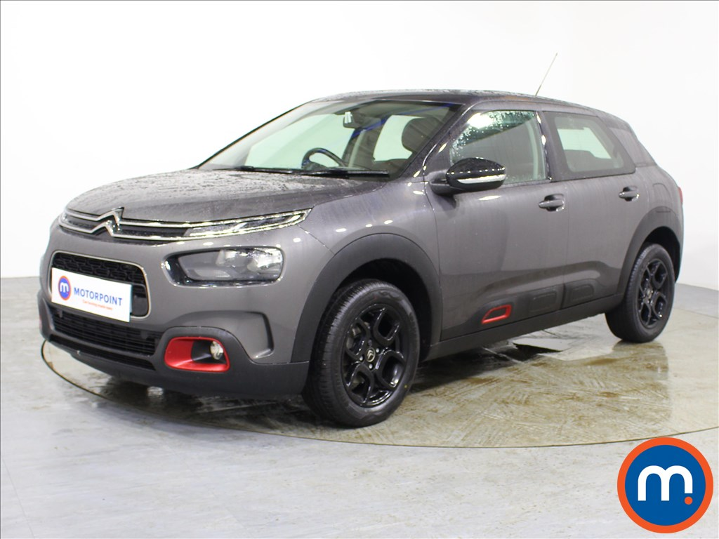 Citroen C4 Cactus Feel Edition - Stock Number 1095536 Passenger side front corner