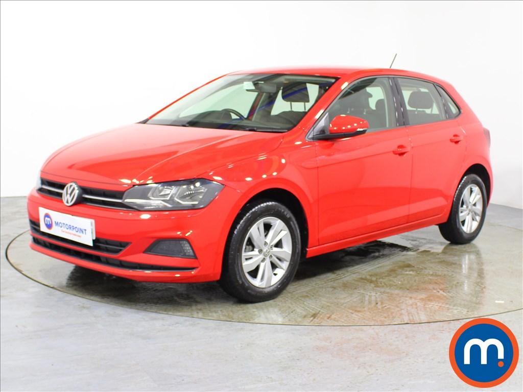 Volkswagen Polo SE - Stock Number 1099492 Passenger side front corner