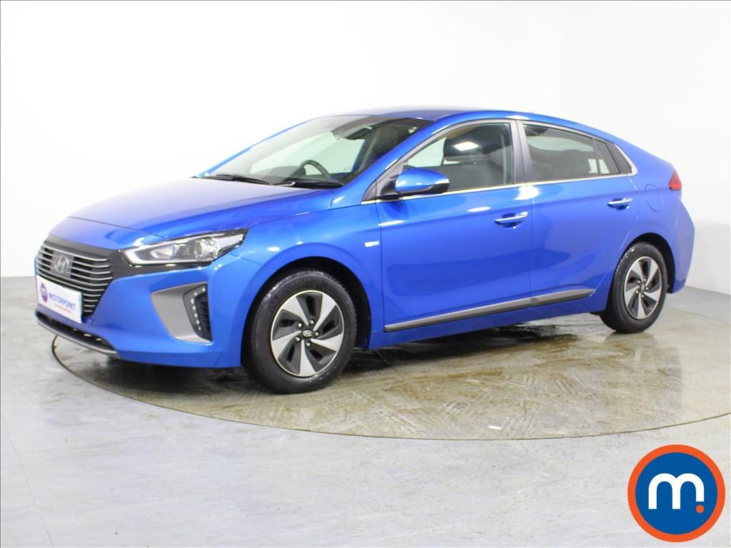 Hyundai Ioniq Premium SE - Stock Number 1087832 Passenger side front corner
