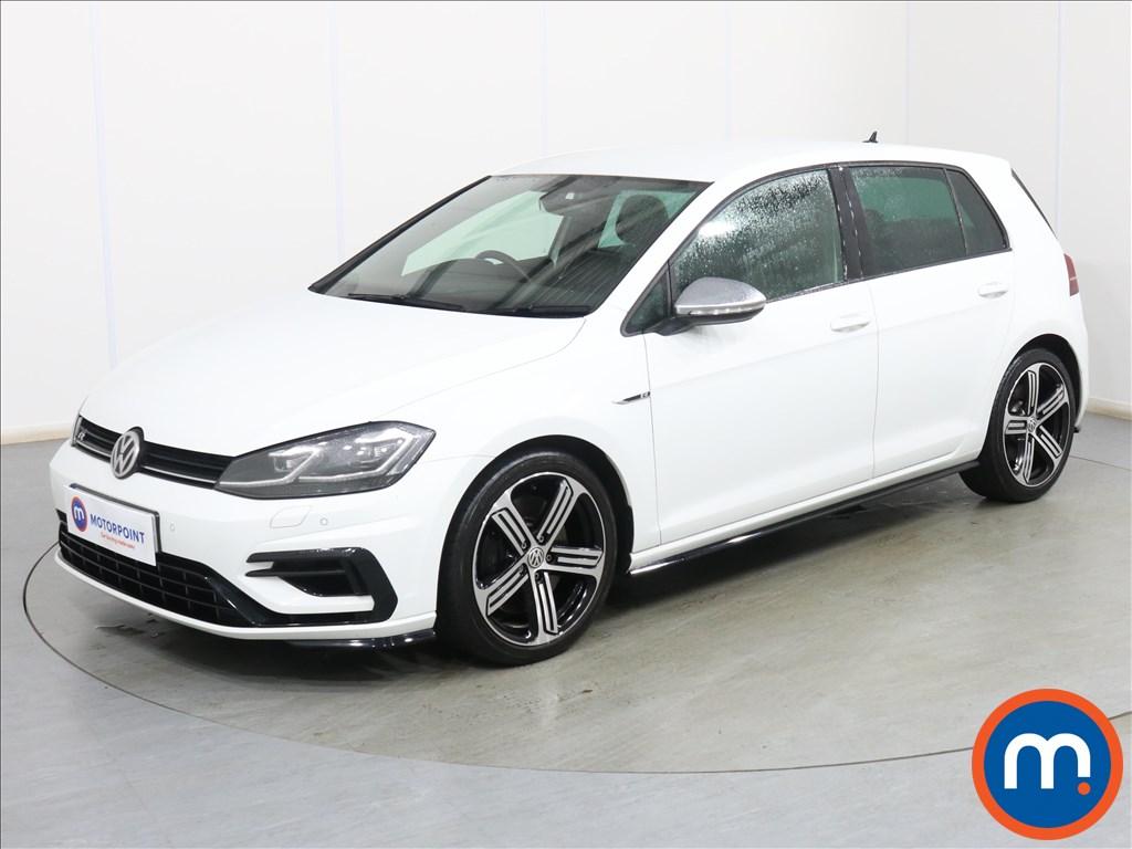 Volkswagen Golf R - Stock Number 1101710 Passenger side front corner