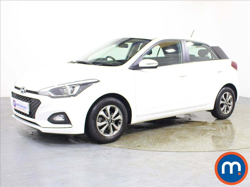 Hyundai I20 SE - Stock Number 1101131 Passenger side front corner
