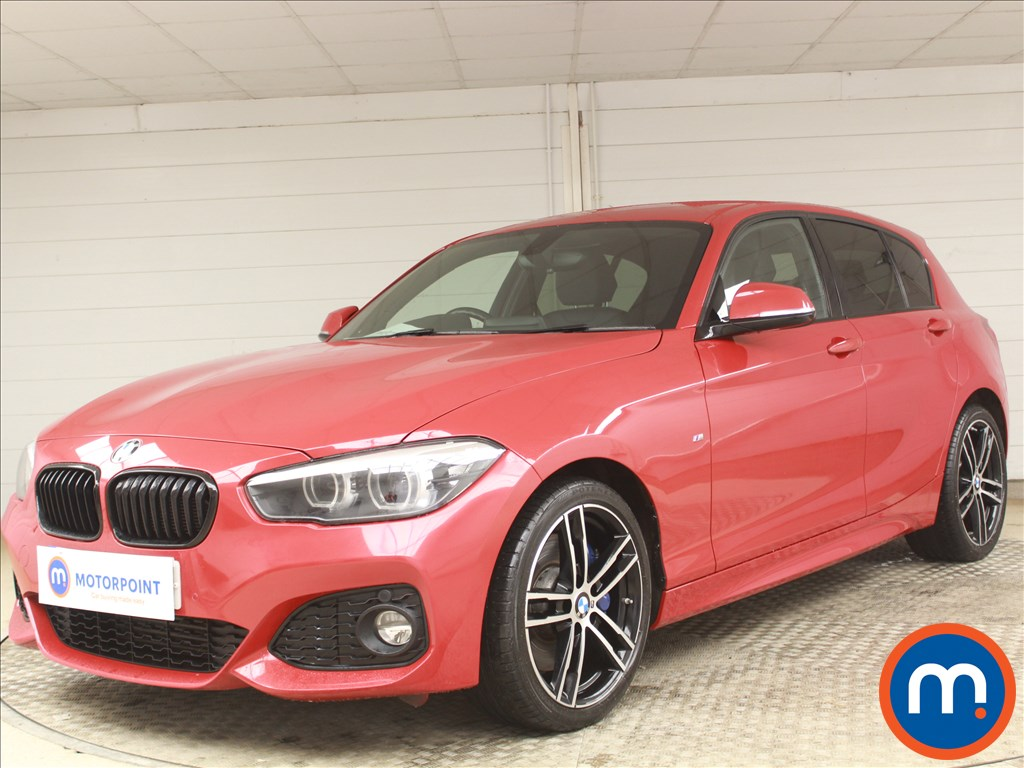 BMW 1 Series M Sport Shadow Edition - Stock Number 1101652 Passenger side front corner