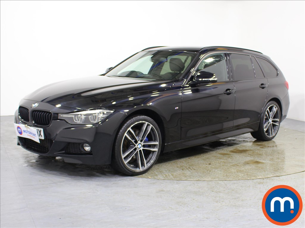 BMW 3 Series M Sport Shadow Edition - Stock Number 1095118 Passenger side front corner