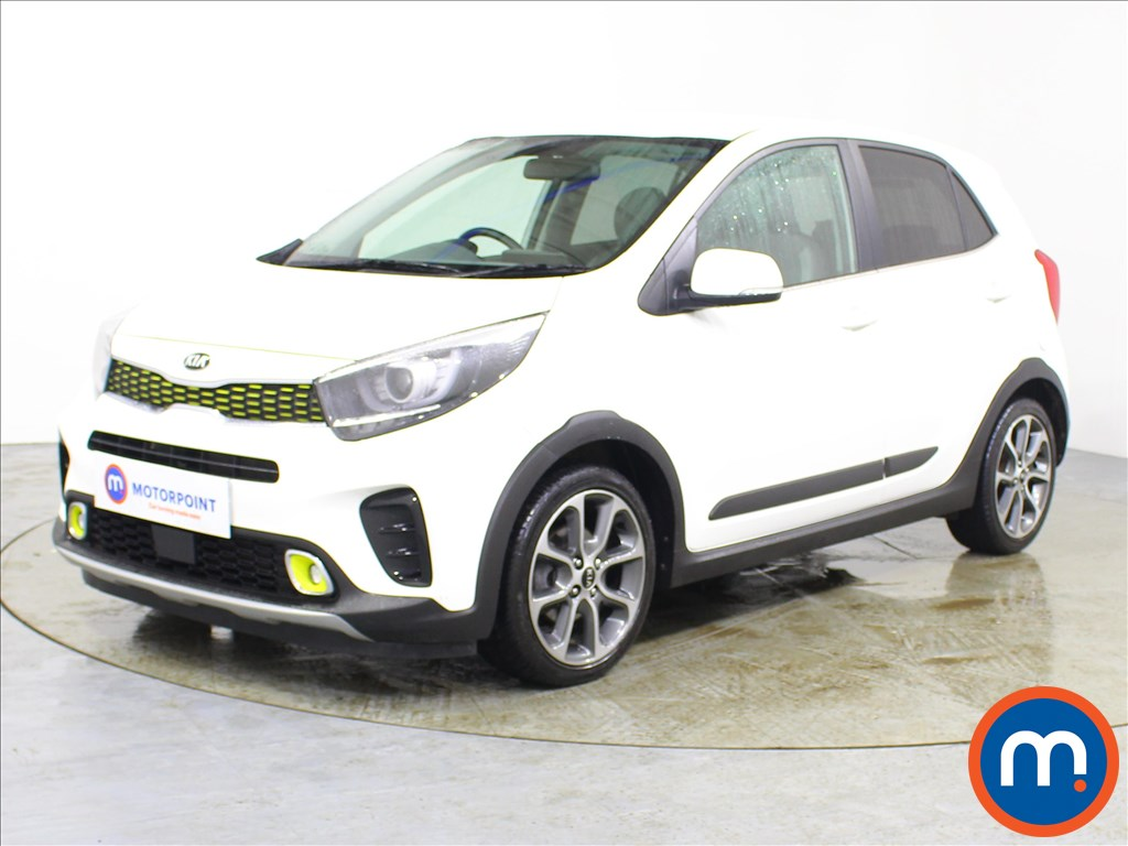 KIA Picanto X-Line - Stock Number 1094574 Passenger side front corner