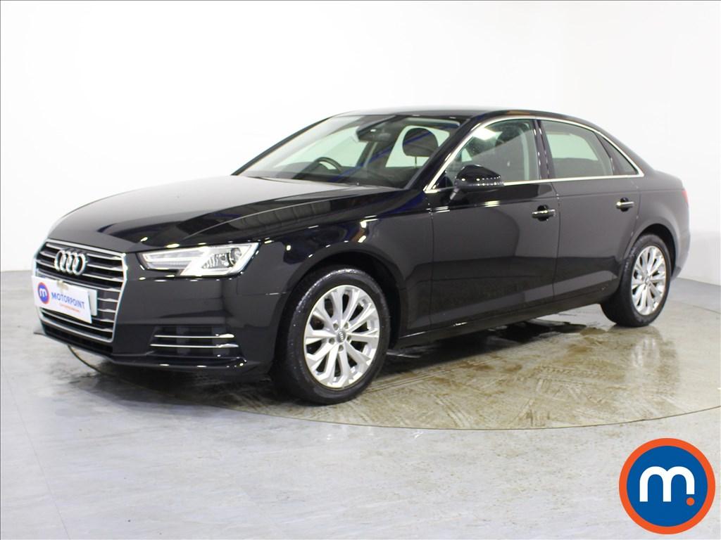 Audi A4 SE - Stock Number 1093398 Passenger side front corner